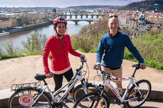 E-Bike Panoramic City Tour of Prague