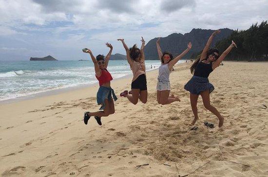 Private Oahu Circle Island Tour mit...