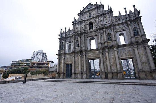 Dagstur till Macau med hotellhämtning ...