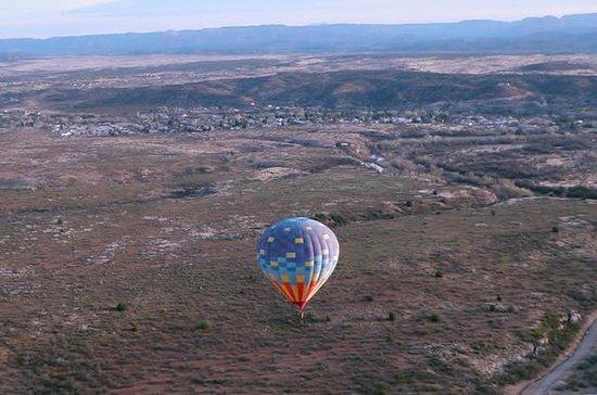 Passeio em balão de ar quente no...