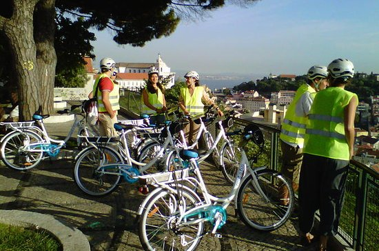 Lisbon Go 7 Hills Electric Bike Tour