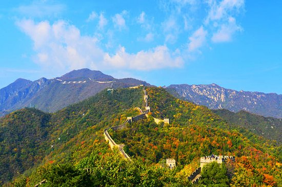 Beijing Private Day Trip: Mutianyu...