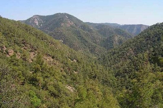 Troodos and Kykkos Day Tour from...
