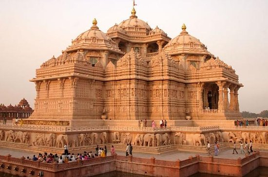 Spiritual Delhi Temples Full-Day...