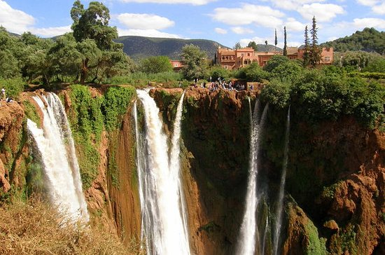 Ouzoud Waterfalls Day Trip from...