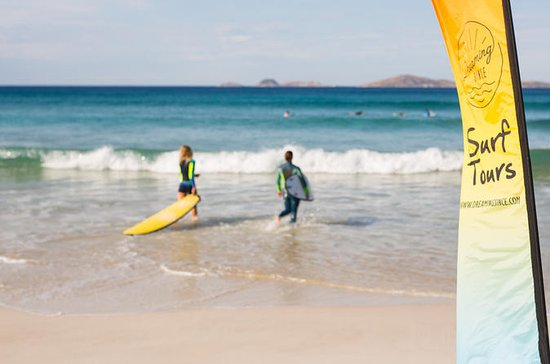 14-Day Surf Adventure from Brisbane...