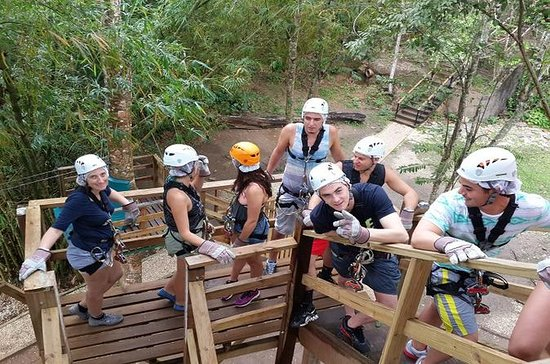 Trinidad Zipline and Hiking Adventure