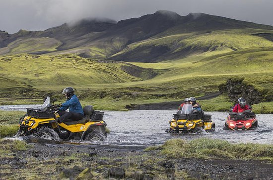 Dia Inteiro ATV Quad Adventure Tour...