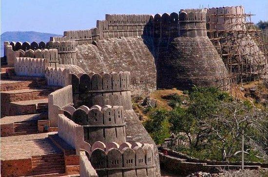 Private Tour: Kumbhalgarh Fort Day...