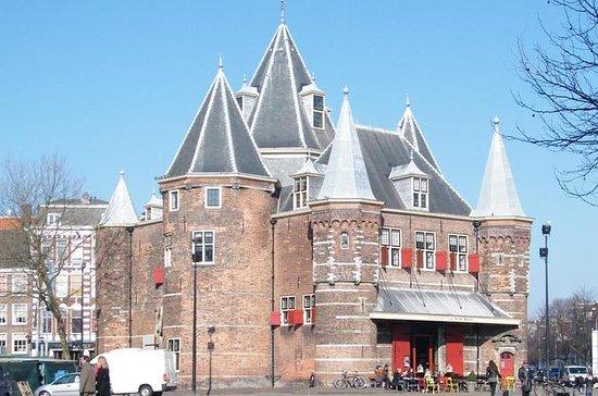 Visite historique à pied d'Amsterdam...