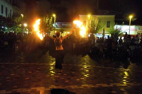 Athens Nightlife Small-Group Walking...