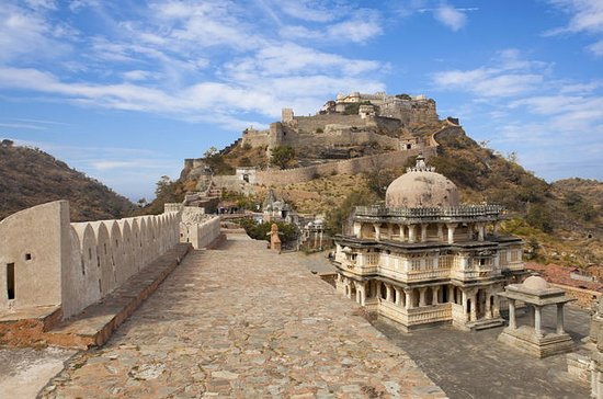 Kumbhalgarh Fort og Jain Temple Full...