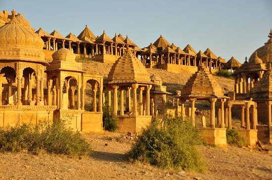 Full-Day Private Jaisalmer City Tour...