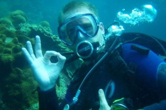 PADI Open Water Diver Course in Lake Geneva including Online Class
