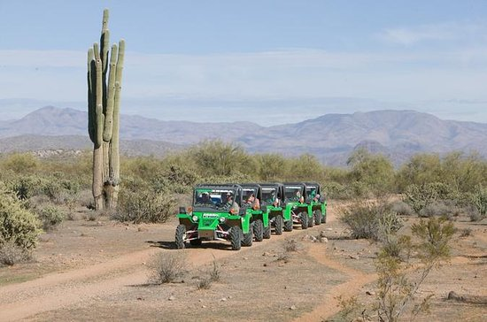 Desert Off Road Tours a Scottsdale