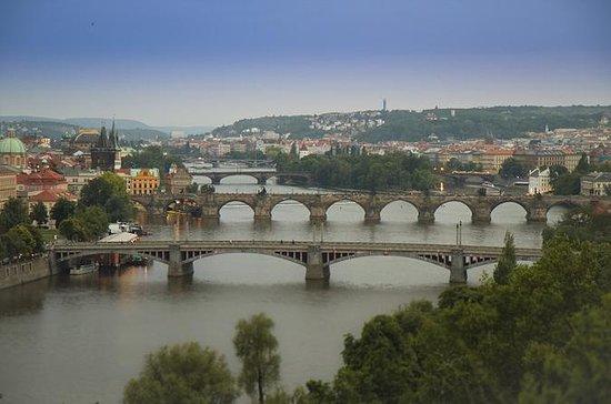E-Bike City og Park Tour i Praha