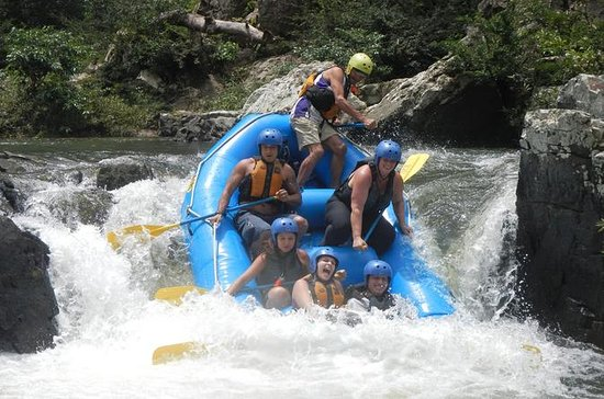 Full-Day Mamoni White Water River Rafting