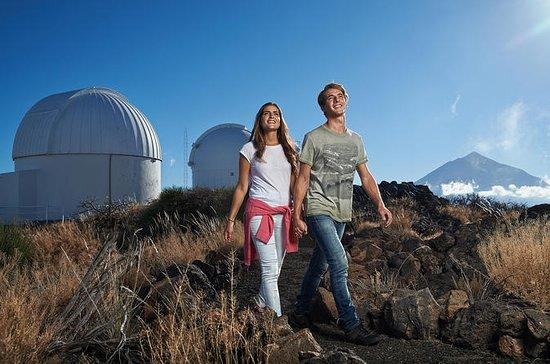 Eintritt zur Teide-Sternwarte