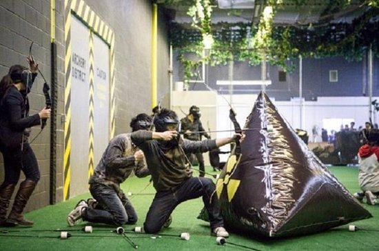 Ultimate Archery Tag Experience in...