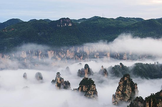 Private Zhangjiajie Day Trip with...