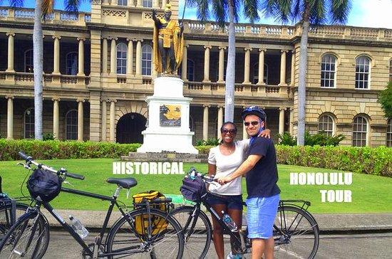 Historical Honolulu Bike Tour