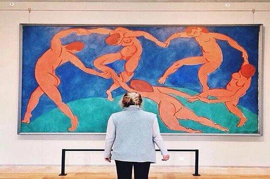 Visite privée à pied dans le musée...