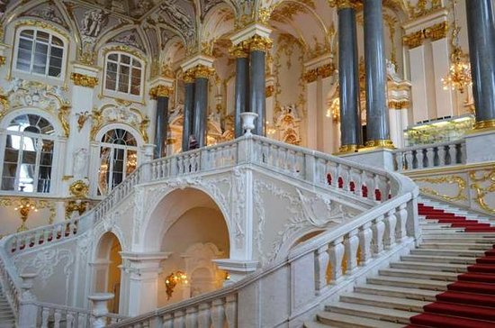 Private Tour of Hermitage and General