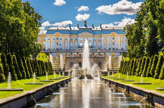 St. Petersburg Private Tour: Peterhof...