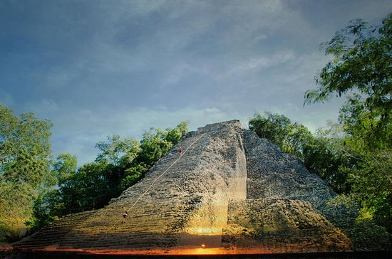 Coba Sunset Tour with Mayan Villages...