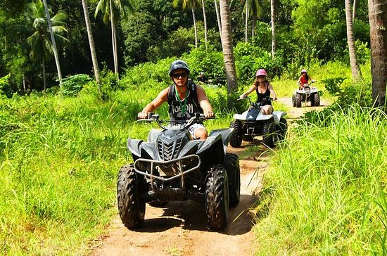 ATV Quad Safari en Koh Samui