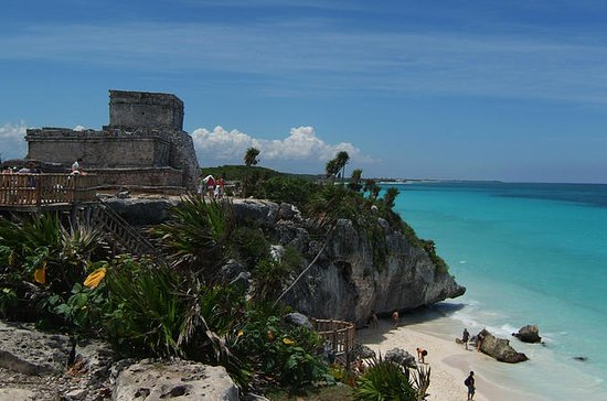 Cancun to Tulum Express Mayan Ruins...