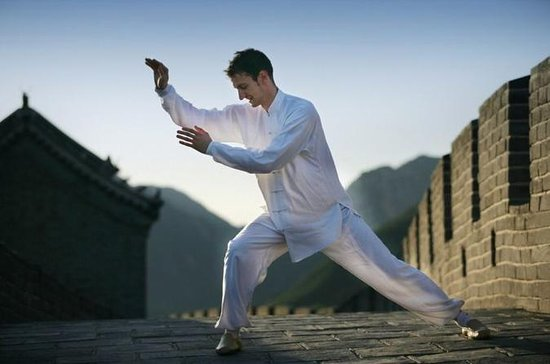 Taichi- oder Kung Fu-Lernklasse