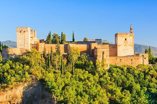 Alhambra and Generalife Gardens ...