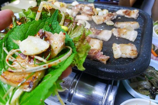 Seoul Street Food Walking Tour