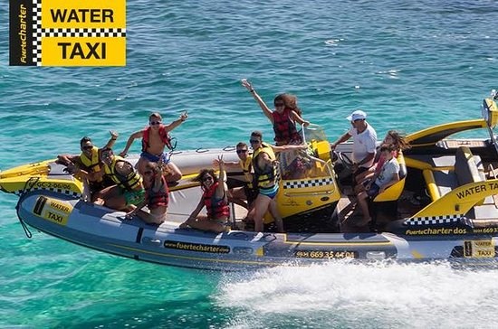 Isla de Lobos Water Taxi from ...