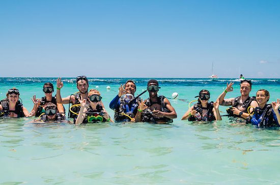 Freeport Discover Scuba Diving Experience