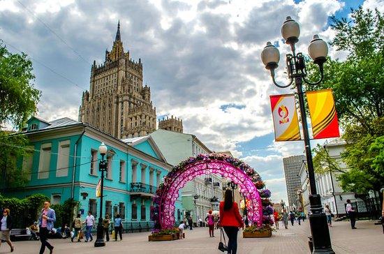 Stalin-Wolkenkratzer in Moskau...