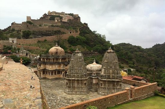 Full-Day Kumbhalgarh Fort and Jain...
