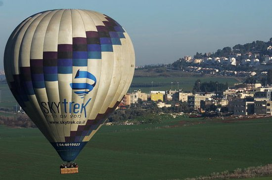 Hot Air Balloon Flight Including...