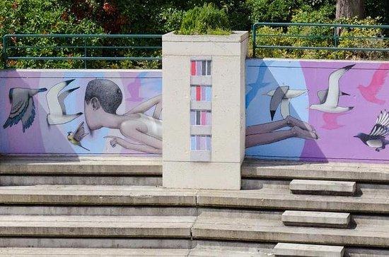 2-Hour Paris Street Art Private
