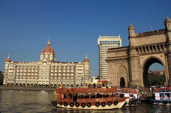 Mumbai City Tour with Elephanta Caves