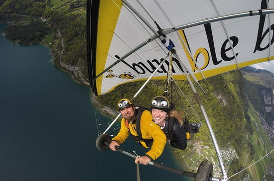 Hang Gliding Experience from