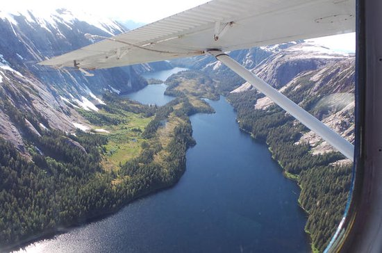 Vuelo de Misty Fjords