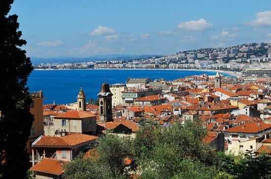 Excursion d'une journée dans Nice...