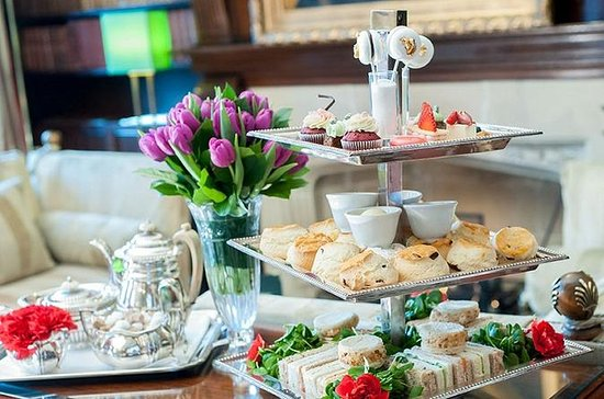 Afternoon Tea in The Milestone Hotel ...
