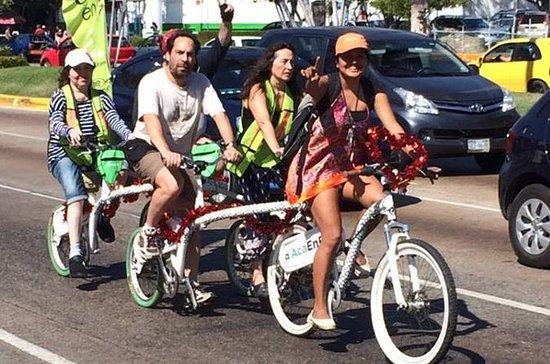 Acapulco Tandem Bicycle Food Tour