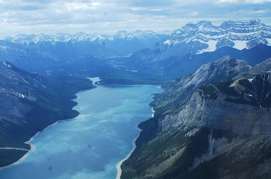 Canadian Rockies 6-Glacier Helicopter Tour and Optional Hike