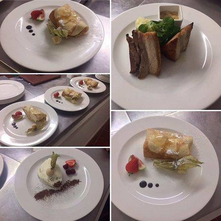 The Averna Restaurant: Delicious