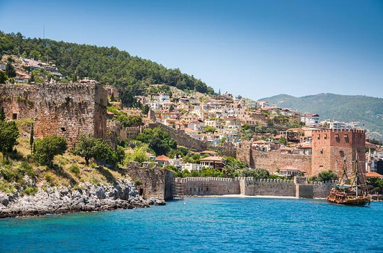 Alanya City Tour with picnic lunch by...