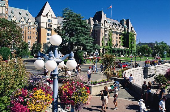 Victoria Full-Day Sightseeing Tour...